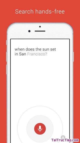 Hình 3 - Tải Chrome - Ứng dụng lướt Web tốc độ cao cho iPhone, iPad