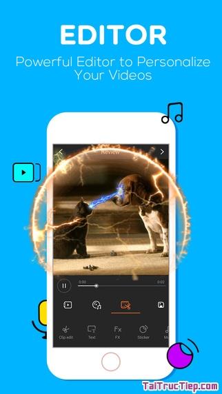 Hình 4 - Tải ứng dụng quay video, chụp ảnh Viva Video cho iPhone, iPad