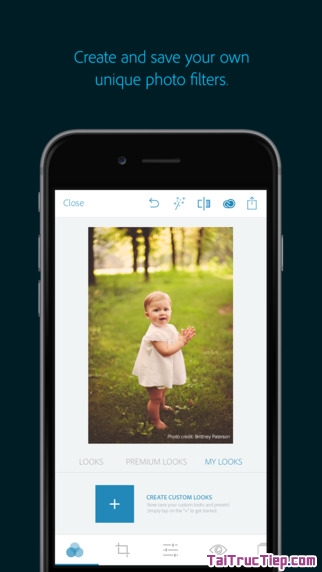 Hình 4 - Tải ứng dụng chỉnh sửa hình ảnh Adobe Photoshop Express cho iPhone, iPad
