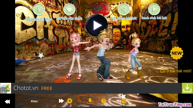 Hình 2 - Tải VietKara Hát Karaoke - Ứng dụng hát karaoke cho iPad, iPhone