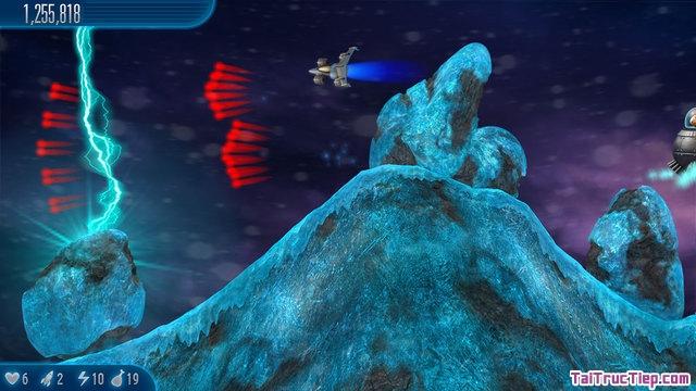 Hình 4 - Tải Chicken Invaders 5 - Trò chơi bắn gà cho iPhone, iPad