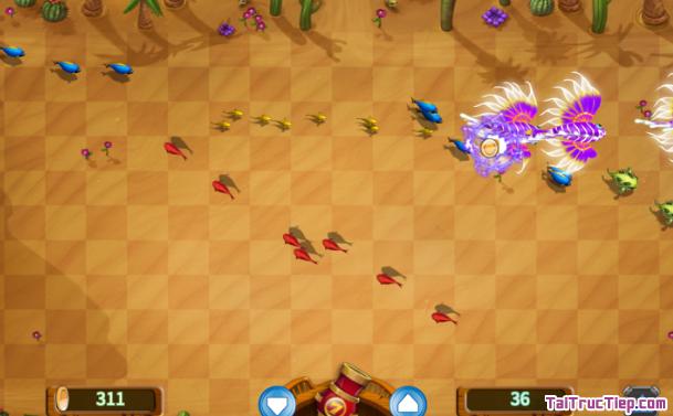 Hình 3 Cách tải game Bắn cá ăn xu HD cho Windows Phone