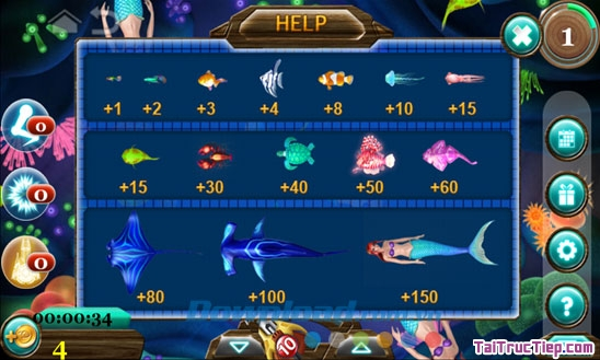 Hình 2 Tải game online Bắn cá ăn Gold cho Windows Phone