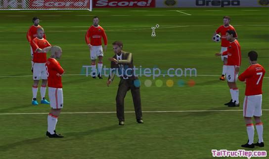 Hình 2 Tải trò chơi Dream League Soccer cho Windows Phone