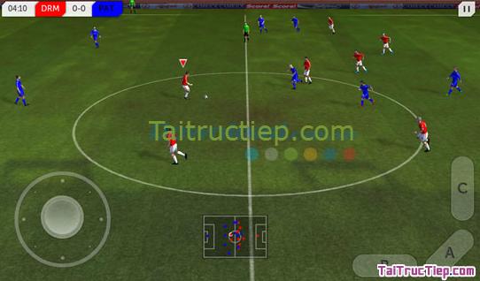 Hình 3 Tải trò chơi Dream League Soccer cho Windows Phone