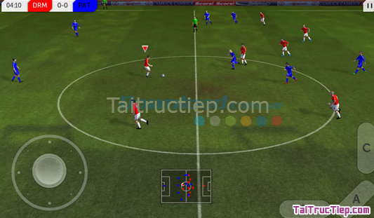 Hình 4 Tải trò chơi Dream League Soccer cho Windows Phone