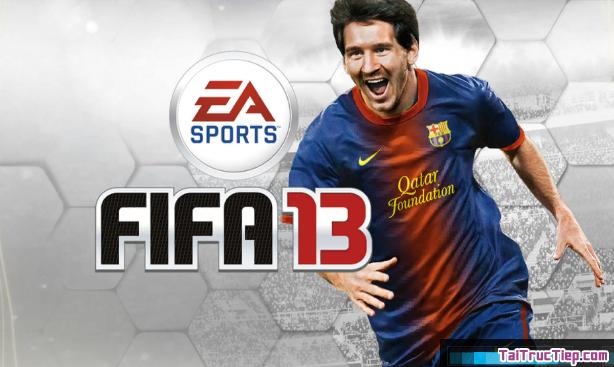 Tải game bóng đá FIFA 13 cho Windows Phone