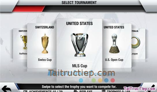 Hình 2 Tải game bóng đá FIFA 13 cho Windows Phone
