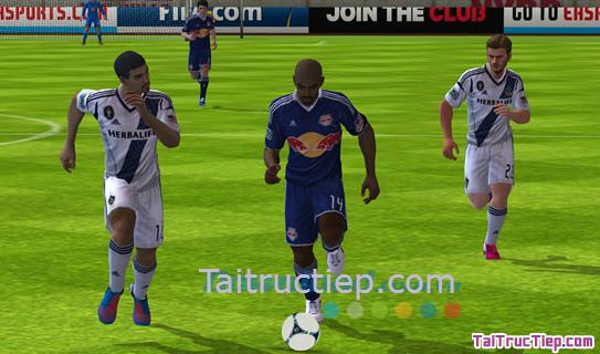 Hình 3 Tải game bóng đá FIFA 13 cho Windows Phone