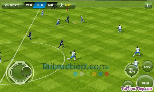 Hình 4 Tải game bóng đá FIFA 13 cho Windows Phone