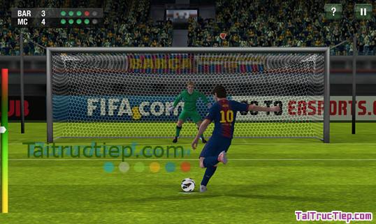 Hình 5 Tải game bóng đá FIFA 13 cho Windows Phone