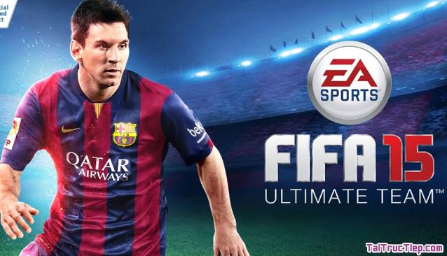 Tải trò chơi FIFA 15 Ultimate Team cho Windows Phone