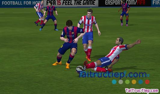 Hình 3 Tải trò chơi FIFA 15 Ultimate Team cho Windows Phone