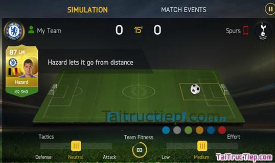 Hình 5 Tải trò chơi FIFA 15 Ultimate Team cho Windows Phone