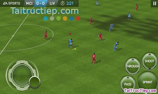 Hình 6 Tải trò chơi FIFA 15 Ultimate Team cho Windows Phone