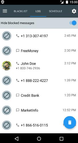 Hình 3 Tải Calls Blacklist - Ứng dụng chặn tin rác, cuộc gọi cho Android