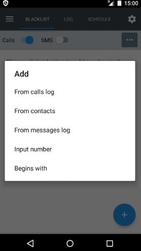 Hình 4 Tải Calls Blacklist - Ứng dụng chặn tin rác, cuộc gọi cho Android