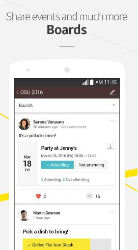Hình 3 Tải KakaoTalk - Phần mềm gọi điện, chat free cho Android