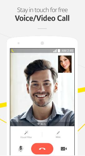 Hình 4 Tải KakaoTalk - Phần mềm gọi điện, chat free cho Android