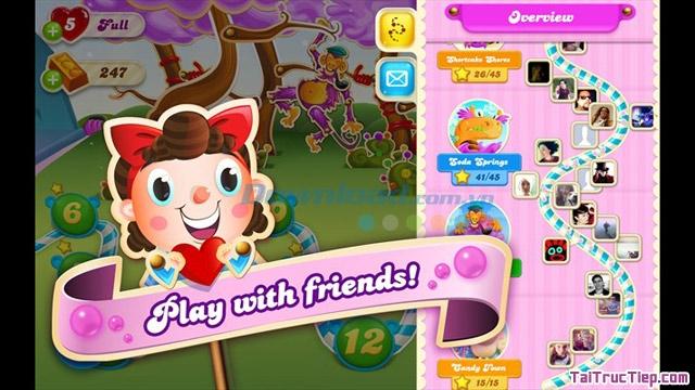 Hình 5 Tải trò chơi Candy Crush Soda Saga cho Windows