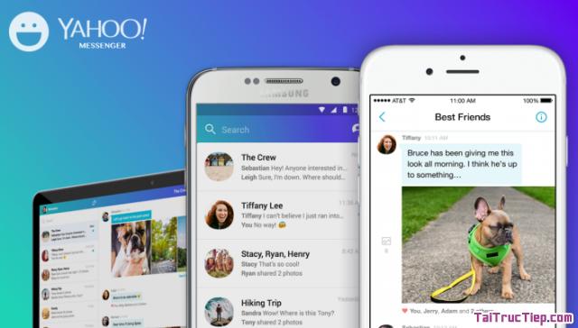 Tải Yahoo Messenger - Ứng dụng chat miễn phí cho Windows + Hình 3