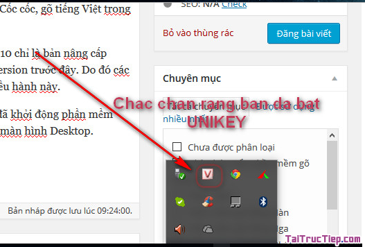 Tải Unikey - Phần mềm gõ Tiếng Việt cho Windows + Hình 5