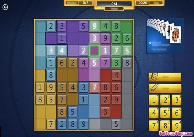 Tải game giải đố Microsoft Sudoku cho Windows + Hình 2