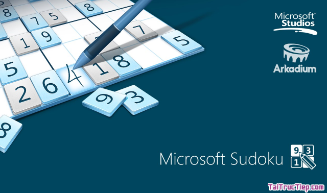 Tải game giải đố Microsoft Sudoku cho Windows + Hình 3