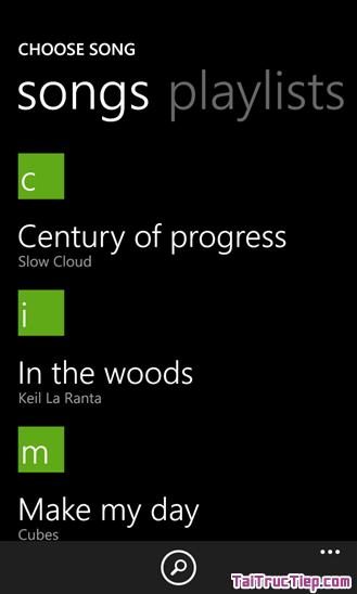 Tải chương trình tạo nhạc chuông cho Windows Phone + Hình 4