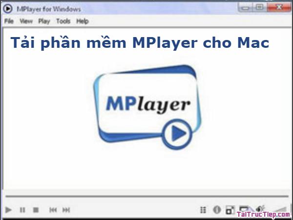 Tải phần mềm nghe nhạc, xem phim, video – MPLAY cho Mac