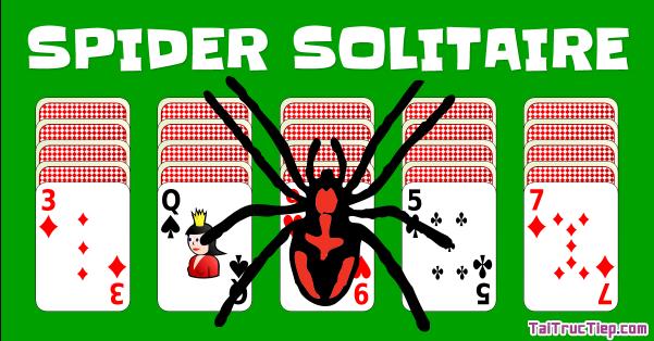 Tải game đánh bài Spider Solitaire cho Windows + Hình 3