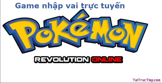Tải Pokemon Revolution Online cho máy tính Windows