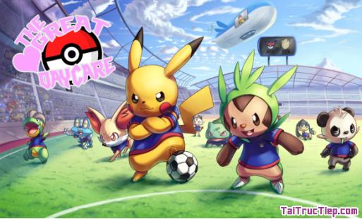 Tải Pokemon Revolution Online cho máy tính Windows + Hình 3