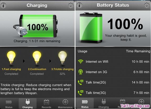 Tải Battery Doctor - Ứng dụng bảo quản pin cho iPhone, iPad + Hình 2