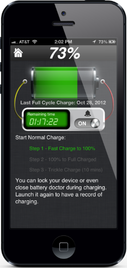 Tải Battery Doctor - Ứng dụng bảo quản pin cho iPhone, iPad + Hình 3