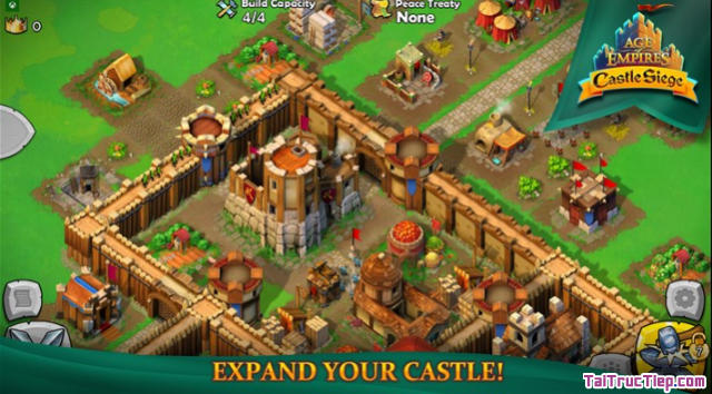 Tải nhanh game Age of Empires: Castle Siege cho Windows Phone + Hình 2