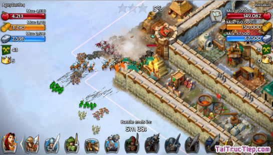 Tải nhanh game Age of Empires: Castle Siege cho Windows Phone + Hình 3
