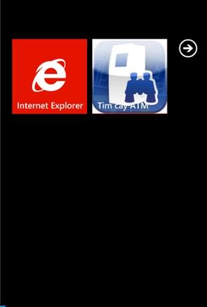 Tải phần mềm Tìm cây ATM cho Windows Phone + Hình 6