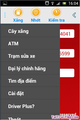 Tải ứng dụng Tìm Cây Xăng trên Windows Phone + Hình 3