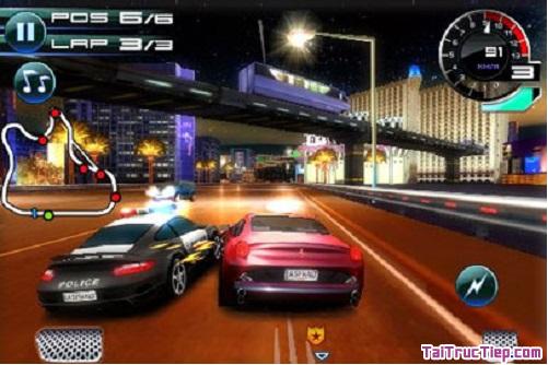 Tải game đua xe mô tô Asphalt 8 HD cho Android + Hình 2