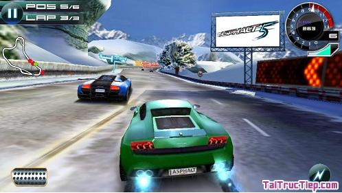 Tải game đua xe mô tô Asphalt 8 HD cho Android + Hình 3