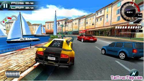 Tải game đua xe mô tô Asphalt 8 HD cho Android + Hình 4