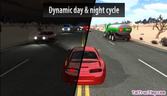 Tải trò chơi đua xe Highway Racer cho Android + Hình 3