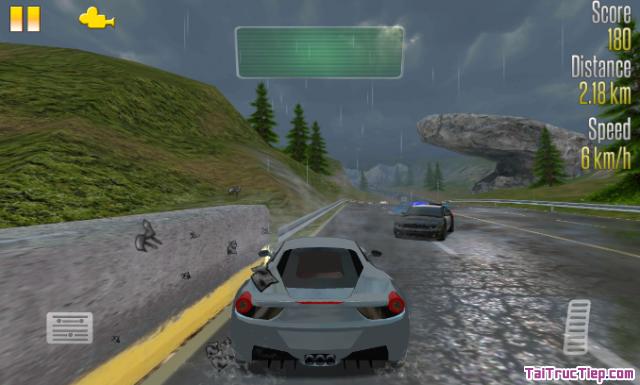 Tải trò chơi đua xe Highway Racer cho Android + Hình 4