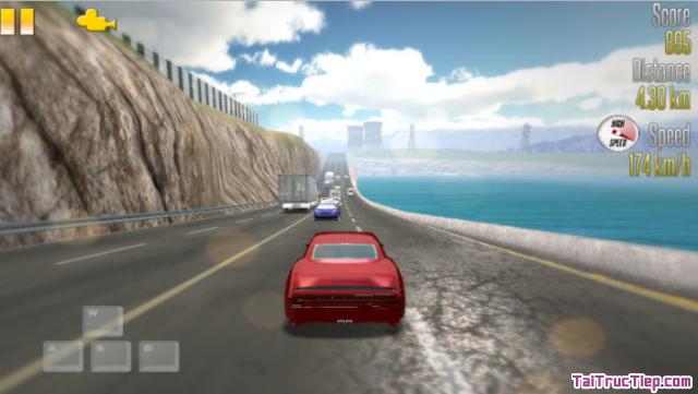 Tải trò chơi đua xe Highway Racer cho Android + Hình 5