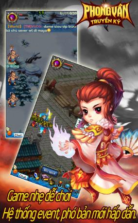 Tải và cài đặt Phong Van Truyen Ky – PVTK gMO cho điện thoại iPhone, iPad + Hình 4