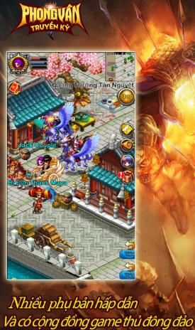 Tải và cài đặt Phong Van Truyen Ky – PVTK gMO cho điện thoại iPhone, iPad + Hình 5