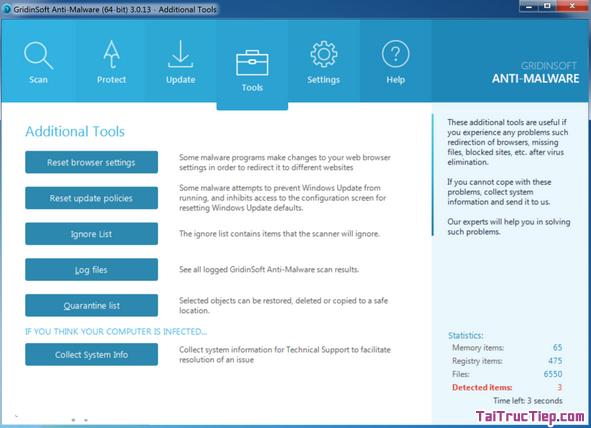 Cách tải và cài đặt phần mềm diệt virus GridinSoft Anti Malware + Hình 2
