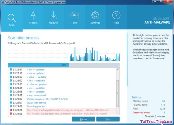 Cách tải và cài đặt phần mềm diệt virus GridinSoft Anti Malware + Hình 3