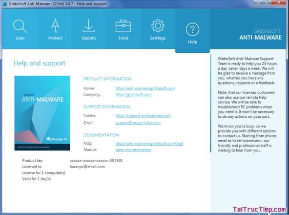 Cách tải và cài đặt phần mềm diệt virus GridinSoft Anti Malware + Hình 4